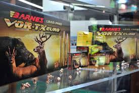 Barnes Vor Tx Iwa 2016 Hunting Barnes Bullets Euro Ammunition