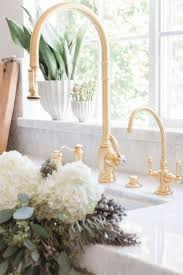 Polished Brass Kitchen Faucet Top 25 Best Brass Faucet Ideas On Pinterest Faucet Brass Tap