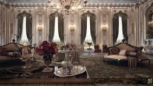 Interior Design Luxury Luxury Palace Ladies Majlis On Behance