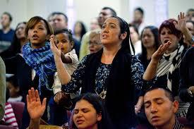 amid evangelical decline growing split between christians
