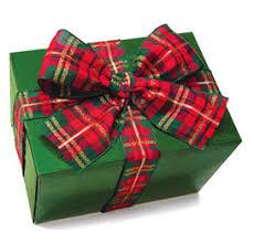 plaid ribbon us box corp