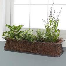 window planters indoor indoor window planter kitchen window garden get your city mo garden