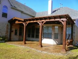 Outside Patio Covers by Ideas Patio Covers Design Exterior Backyard Design Ideas Patio