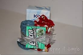 Date Night Basket Men U0027s Gift Idea Date Night Basket And Freedom To Be Spontaneous