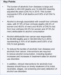 global burden of alcoholic liver diseases journal of hepatology