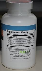 purium master amino acid pattern purium amino 23 1000mg 150 tablets health and beauty in