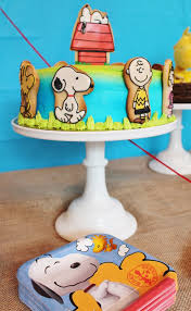 kara u0027s party ideas peanuts charlie brown birthday party kara u0027s