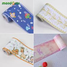 Childrens Bedroom Borders Stickers Online Get Cheap Wallpaper Border Aliexpress Com Alibaba Group