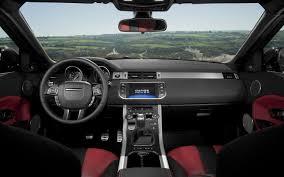 Evoque Interior Photos Land Rover Evoque Interior 28 Images Car And Driver 2016