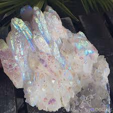 aura crystals large white opal aura chasin unicorns