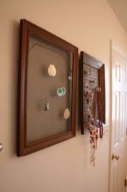 Jewelry Wall Hanger 44 Best Jewelry Organization Images On Pinterest Jewelry