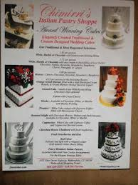 wedding cake price wedding cake price flyer given to us from our appointment