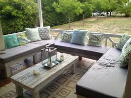 Wooden Pallet Patio Furniture by Pallet Patio Furniture Cushions