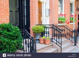 houses with stairs houses in brooklyn heights new stock photos u0026 houses in brooklyn