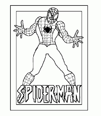 get this printable spiderman coloring pages 952206