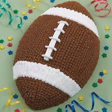 football cakes this is one of the most rewarding and easiest cakes to tackle