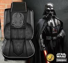 Auto Seat Upholstery Custom Star Wars Seat Covers Are U0027so Wizard U0027