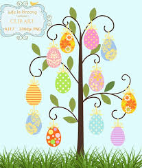 easter egg tree easter egg tree clip 16