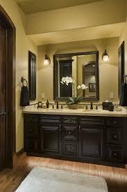 Black Bathroom Cabinet Black Bathroom Vanity Use Drexel Heritage Buffet I Just Bought