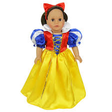 Fairy Tales Halloween Costumes 18 Doll Clothes Fairy Tale Doll Costume Fits American Girlå