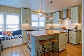 Kitchen Island On Wheels With Seating by Kitchen Island Carts With Seating Broken White Wooden Cabinet