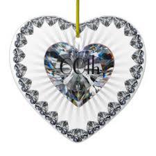 wedding anniversary ornaments 60th wedding anniversary ornaments keepsake ornaments zazzle