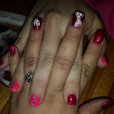 dana is simply amazing i have been to every nail salon in town