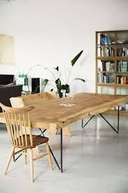 Dining Room Wood Tables by 454 Best Tables One Piece Wood Slabs Images On Pinterest Home
