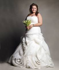 plus size wedding dress designers vera wang dresses readers in david s bridal wedding