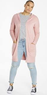 Blush Pink Cardigan Plus Size Blush Cardigan Alexa Webb