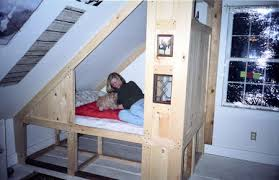 Bed Shelf Dennis Báthory Kitsz I Build It For You