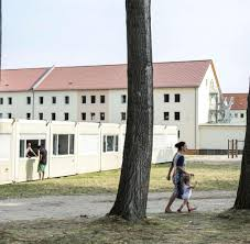 Staatsanwaltschaft Baden Baden Baden Württemberg Flüchtlinge Verletzen Sicherheitsdienst Mit
