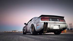 nissan 300zx rocket bunny 85 entries in 1366x768 hd car wallpapers group