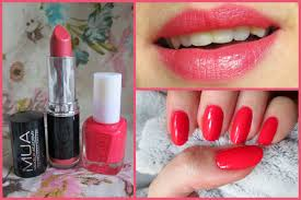 promising beauty bring summer to your style mua coral combo