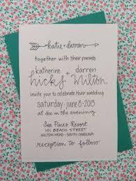 Informal Wedding Invitation Wording Modern Bloom Wedding Invitation Just Needs A Mobile