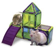 Hamster Cages Petsmart Kaytee Puzzle Playground Small Animal Jungle Gym Petco