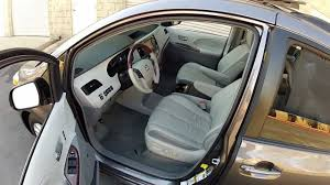 toyota company interior systems of 2012 sienna limited toyota company car for