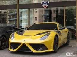 mansory ferrari ferrari f12berlinetta mansory stallone 10 may 2015 autogespot