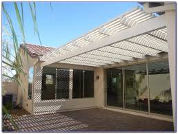 Lattice Patio Ideas by Aluminum Lattice Patio Covers Patios Home Decorating Ideas