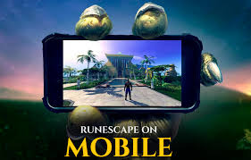 runescape for android mobile client is coming to android and ios in 2018
