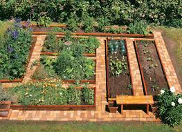 Garden Bed Layout Raised Garden Bed Vegetable Layout Dunneiv Org