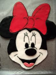 Red Minnie Mouse Cake Decorations Minnie Mouse Party And Cake Decorations Sunshine Scrapbook