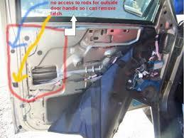2000 Gmc Jimmy Interior 1999 Gmc Jimmy Driver Door Latch Interior Problem 1999 Gmc Jimmy