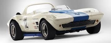 rarest corvette ultra 1963 corvette grand sport coming up for auction