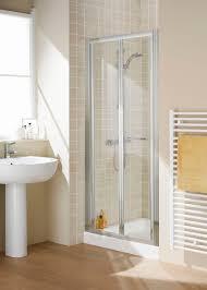 Bifold Shower Door Frameless Bifold Shower Door Bed And Shower Frameless
