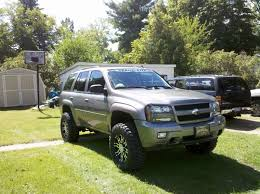 chevy lifted finally lifted archive chevy trailblazer trailblazer ss and