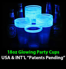 glow in the cups glow stick party cups 9 oz products