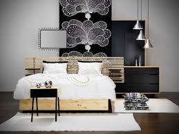bedroom astonishing beautiful ikea bedroom ideas black striped