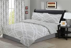 trellis natural grey comforter set inspired style better living