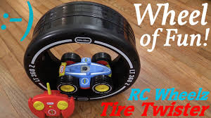 little tikes tire twister lights s toy an rc car little tikes tire twister unboxing and